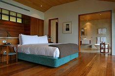 Bed at Qualia