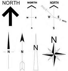 architectural north arrow - Google Search