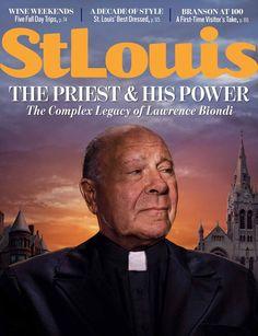 St. Louis Magazine, October 2013