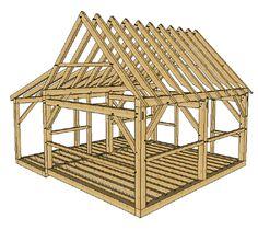 Garage With Porch 18 X20 Garage With Hardi Plank Siding