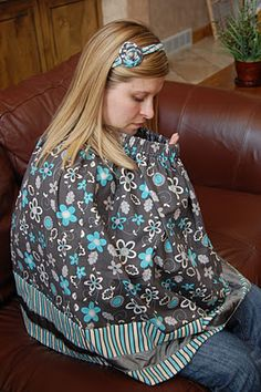 Full coverage nursing cover. Most amazing cover ever!!! Must make this ASAP!!!