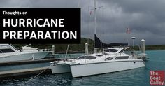 We have prepped for quite a few hurricanes. A few of my thoughts on the process . . .