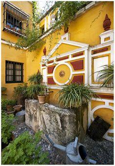 Sevilla. Casas de la Judería