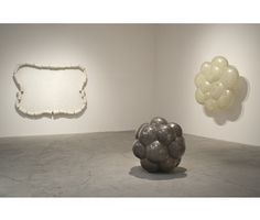 Jeff Colson Jeff Colson - SCULPTURE PAINTING DRAWING, 2010 Installation View Ace Gallery Beverly Hills, 2010