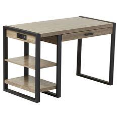 Theodulus 1 Drawer Writing Desk & Reviews | AllModern