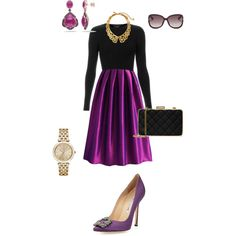 """""""Date Night"""" by sonyastyle on Polyvore"""