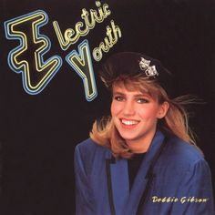 Debbie Gibson released her second album #ElectricYouth in 1989, but did it buzz or blow a fuse? Read on... #80s #review #music #pop