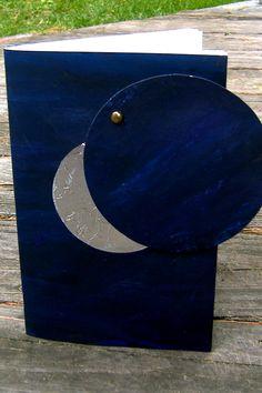 Swiveling moon journal