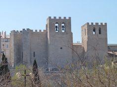 Marsella. Viejo Puerto. Abadía de Saint-Victor.