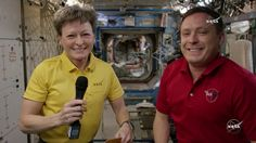 4K UHD Television Downlinked from the Space Station in Ground-Breaking D...