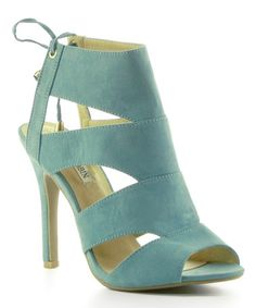 Look at this #zulilyfind! Mint Drew Pump #zulilyfinds