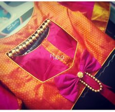 Simple Blouse Designs, Stylish Blouse Design, Bridal Blouse Designs, Blouse Neck Designs, Blouse Designs Catalogue, Designer Blouse Patterns, Designs For Dresses, Sari Blouse, Blouse Neck Models