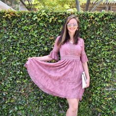 Dusty Rose | Outfit of the Day in Style