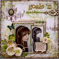 Such a Pretty Mess: Goals for 2012....Bo Bunny!