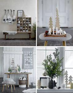 Kerstcollectie Bloomingville 2015! Meer foto's van de kerst decoratie van dit Scandinavische woonmerk vind je op www.christmaholic.nl.