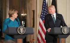US-Präsident Trump bekannte sich zur Nato.