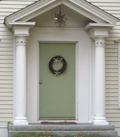 door colors  | Spring Spruce-Up-Your-Front Door Campaign | Your Home & Color Coach