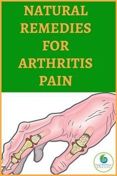 Check out these natural remedies for arthritis pain that help relieve arthritis and joint pain naturally and safely.