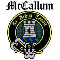 mccallum coat of arms - Google Search