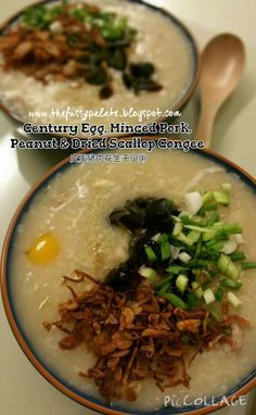how to make congee asian
