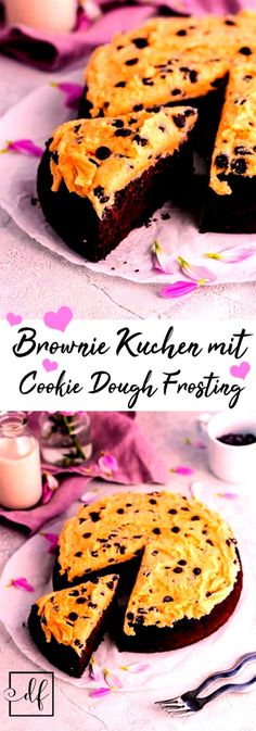 #browniekuchen #proteinreich #unglaublich #cookiedough #zuckerfrei #genießen #zusammen #brownies #frosting #brownie #einfach #saftige #kuchen #lecker #gesundDu liebst Brownies und Cookie Dough? Warum dann nicht gleich beides zusammen genießen? Dier ultra saftige vegane Brownie Kuchen mit Cookie Dough Frosting ist gesund, proteinreich und einfach unglaublich lecker 🤤Du liebst Brownies und Cookie Dough? Warum dann nicht gleich beides zusammen genießen? Dier ultra saftige vegane Brownie... Cookie Dough Frosting, Protein, Brownies, Cookies, Cake, Desserts, Food, Just Amazing, No Sugar