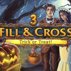 Fill and Cross: Trick or Treat 3 Game - Free Download Put your logical thinking on display and win a trick-or-treating competition!