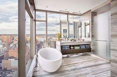 Diseño de Interiores & Arquitectura: Espectacular Apartamento En One Madison, Nueva York