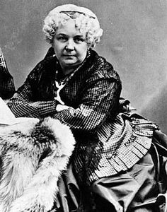 One of America's earliest founding mothers was Elizabeth Cady Stanton. Stanton may be best known for helping with abolishing slavery and giving women the right to vote. Along with these amazing accomplishments, she also supported the pro-life movement.