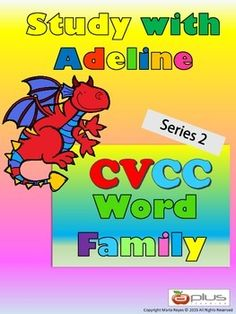 This set includes the following:18 Pages of CVCC Worksheets with Assessment18 Pages of CVCC Word Cards in Full Color and Black and White18 Pages of CVCC Posters in Full Color and Black and White21 Pages of CVCC Certificates