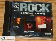 #Classic#Rock#16#Memorable#Tracks#Cd