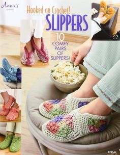 This Crochet Flip Flops Free Pattern is a must make and don't they look great! We've included a video tutorial to step you through the process too.
