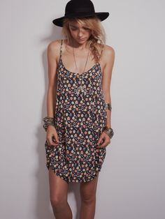 Intimately Emily Slip at Free People Clothing Boutique