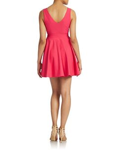 Brands   Party/Cocktail   Summer Night Fit and Flare Dress   Lord and Taylor