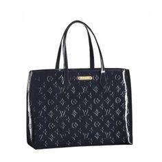 Louis Vuitton M91439 Wilshire Mm Bleu Infini Louis Vuitton Damen Taschen