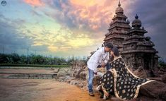 35 Pics To Show That Mahabalipuram Is One Of The Most Favourite Couple Shoot Spots!