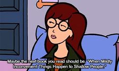 Daria knows.