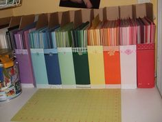 paper organization 2019 Scrap paper organization More The post Scrap paper organization 2019 appeared first on Scrapbook Diy. Scrapbook Paper Organization, Scrapbook Storage, Craft Organization, Scrapbook Supplies, Scrapbooking Rooms, Craft Room Storage, Scrap Paper Storage, Craft Rooms, Storage Ideas