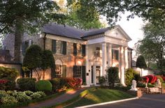 Graceland in Nashville is a stop you won't want to miss!