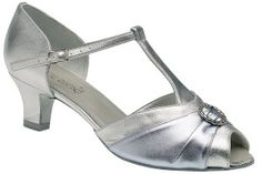 Freed Dance Steps SATURN Ladies Ballroom Shoe | Strictly Ballroom Shoes | For the Latest in Online Ballroom Shoes