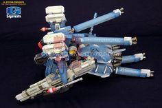 原件 G-system 1/100 RMS-142 沙古2型 高達 GS/樹脂/GK