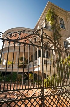 Choosing a Wrought Iron Fence