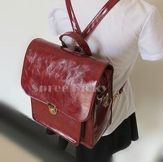 """3 Ways of using: Backpack