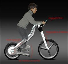 Taurus ♂ Concept Bicycle