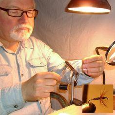 Tying Dr. Ishigaki Kebari Ishigaki, Fly Tying Materials, Fly Shop, Fly Fishing, Fly Tying