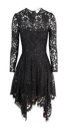 black lace pixie dress <3