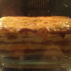 Recipe Perfect Lasagne by eroberson - Recipe of category Main dishes - meat