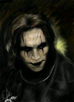 The Crow Brandon Lee