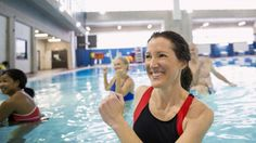 Water Aerobics: Cardio Workout