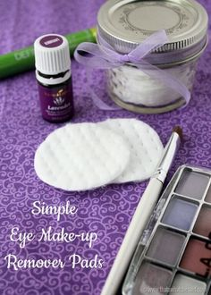 These are so amazing, all natural and so easy to make. Stop putting chemicals on two important organs!