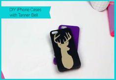 DIY iPhone Cases   Sizzix Teen Craft - Sizzix Blog